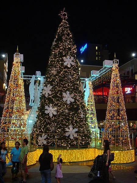 Cineleisure圣诞树@2008