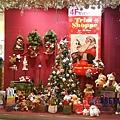 櫥窗裏的聖誕樹@Isetan,2008