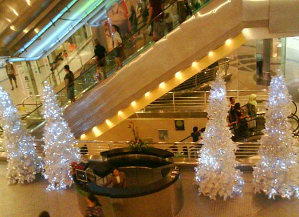 Lot 10聖誕樹@2008