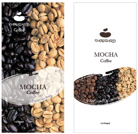 咖啡袋設計