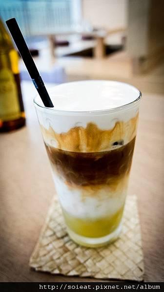 德佈咖啡 冰甘蔗拿鐵