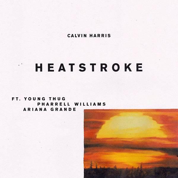 Calvin Harris Heatstroke