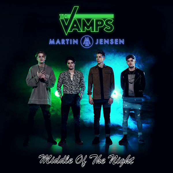 Vamps - The Middle of the Night