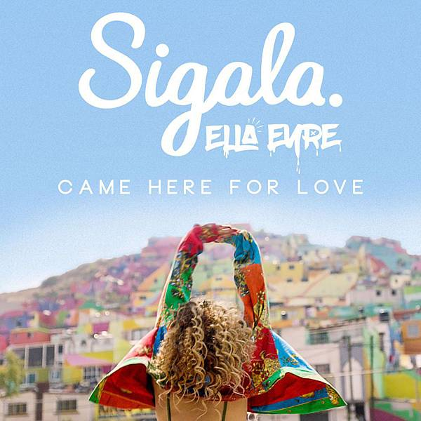 Signal & Elle Eyre - Came here for love