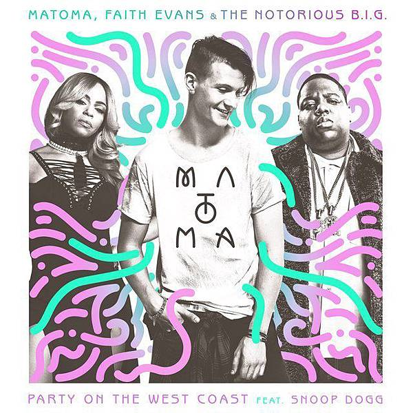 Matoma - Party On The West Coast ft.Faith Evans, B.I.G, Snoop Dogg