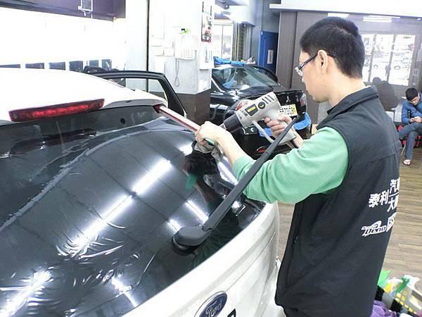 【台中舒熱佳開箱】汽車隔熱膜的強大無毒保證!攸關生命安全,也保住汽車冷媒荷包13