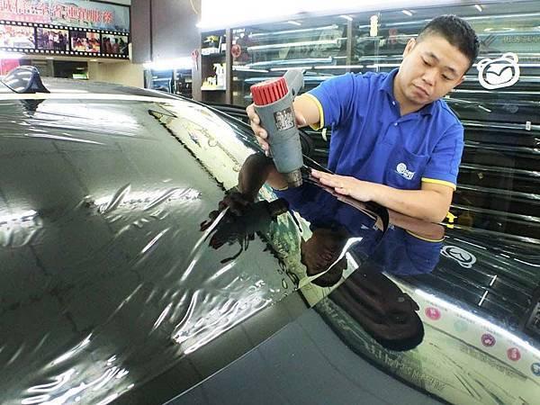 【台北宏陽隔熱紙專家】消耗性汽車隔熱紙,該換就換!發揮汽車隔熱紙真正功能8