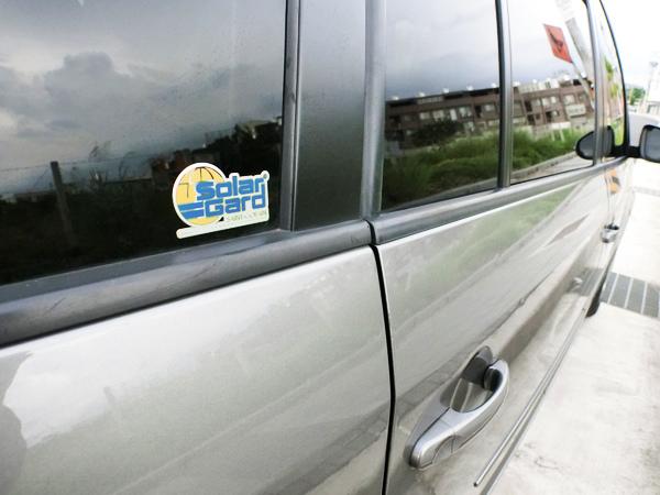 【新竹全能隔熱紙開箱】Touran大空間的愛,搭載無毒與防爆安全守護的SolarGard18