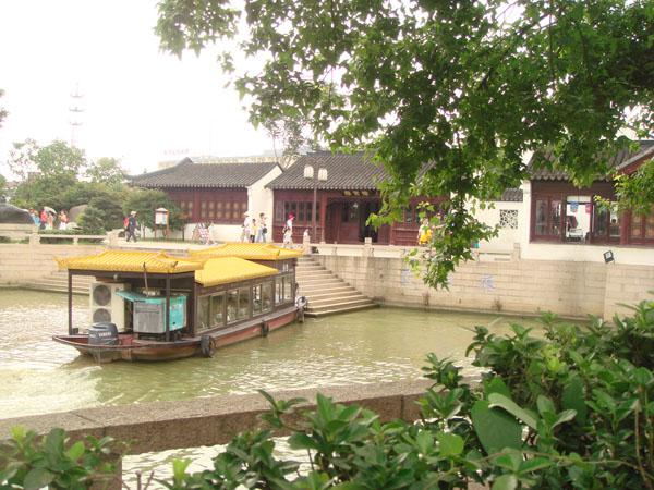 蘇州_楓橋風景區