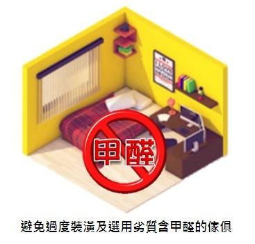避免過度裝璜及選用劣質甲醛傢具.JPG