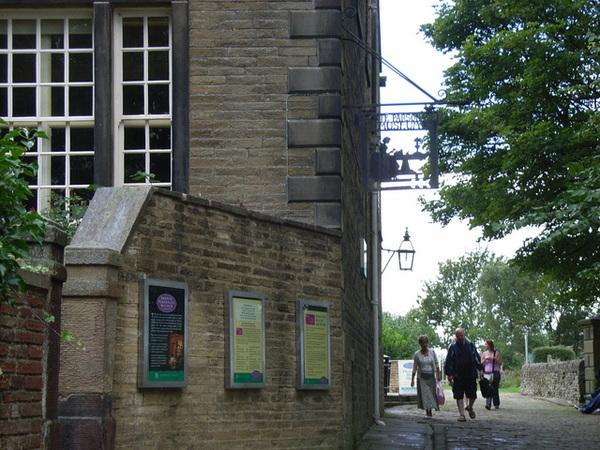 Bronte三姊妹museum