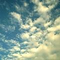 清華。天空