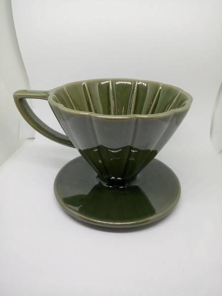 菊型直肋-夏樹綠-1