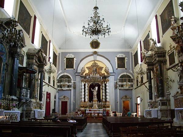 Dubrovnik-Franciscan Church