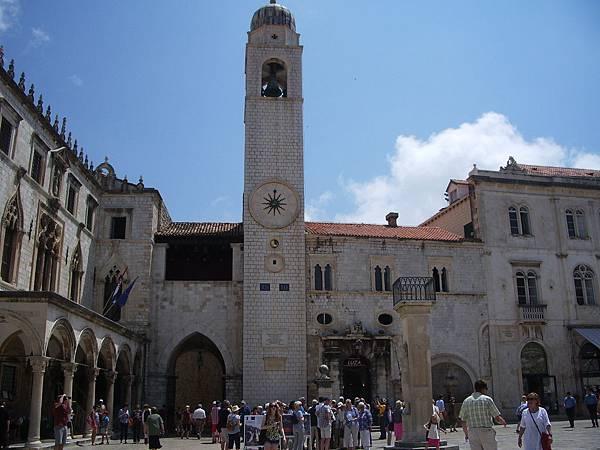 Dubrovnik-Clock Tower