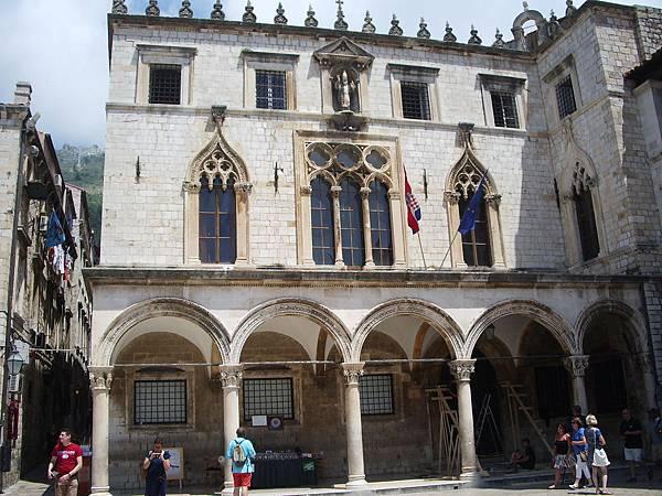 Dubrovnik-Sponza Palace