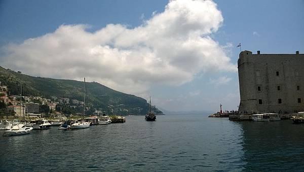 Dubrovnik-Old Harbour