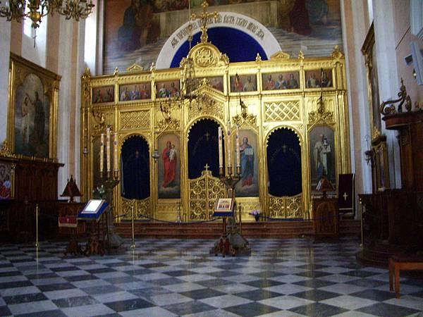 Dubrovnik-Serbian Orthordox Church