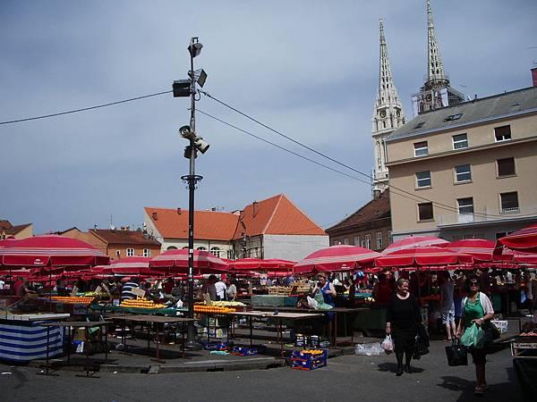 Zagreb-Dolac Market