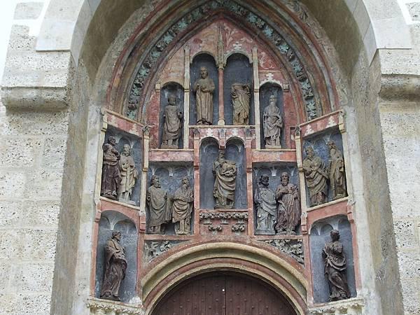 Zagreb-St Mark Church