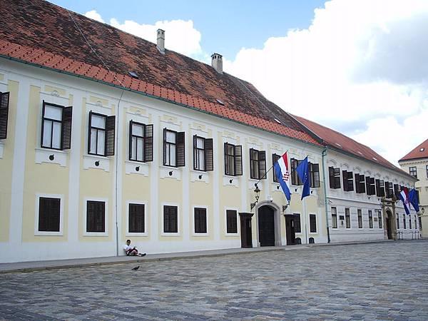 Zagreb-Parliament