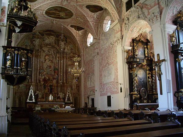 Zagreb-St Mary Church