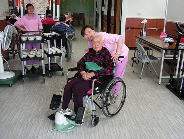 安養院復健機使用