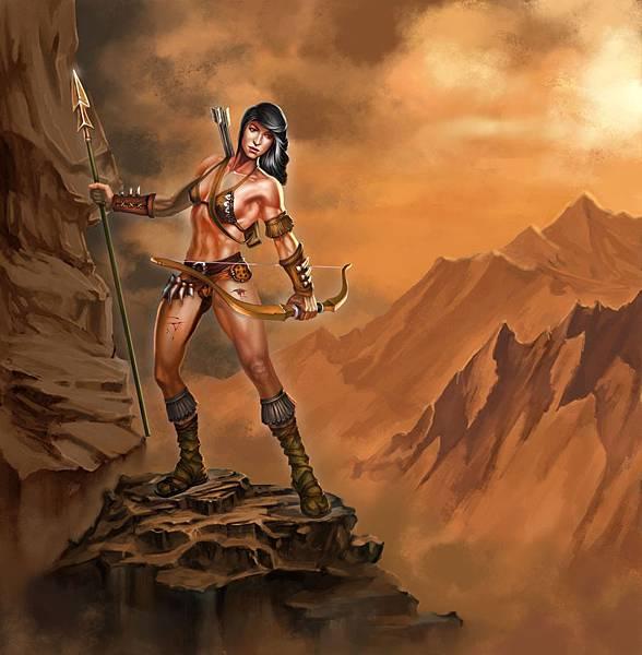亞馬遜女戰士