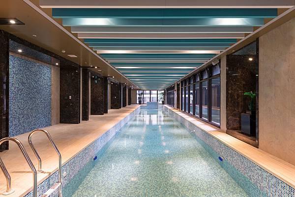 遠雄-室內游泳池
