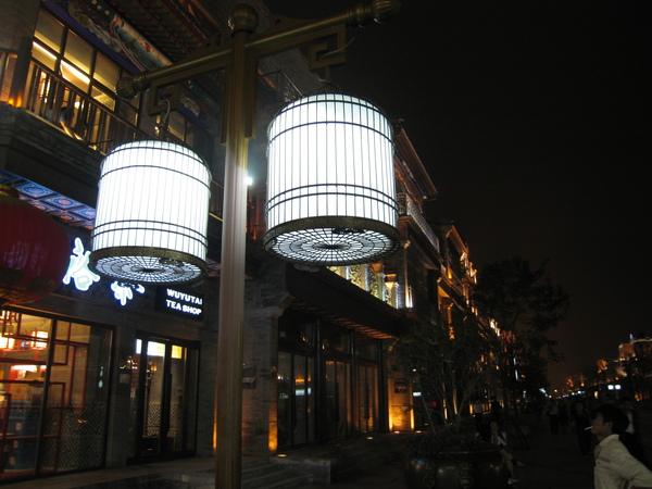 前門大街上的路燈.JPG