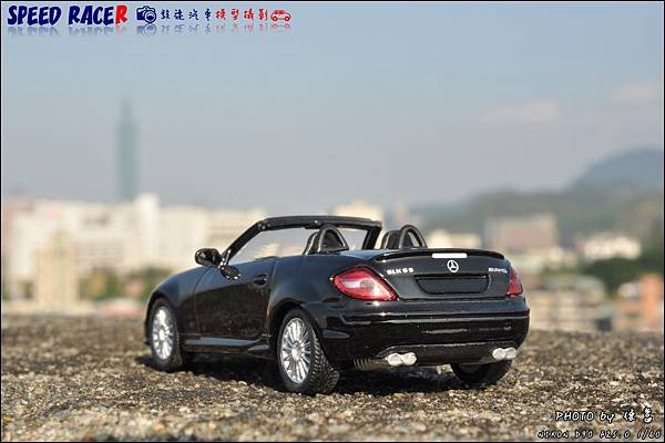 Benz SLK55 AMG by Kyosho 020.JPG