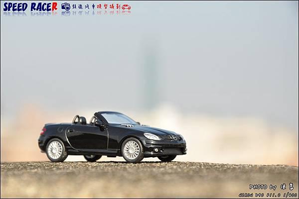 Benz SLK55 AMG by Kyosho 023.JPG