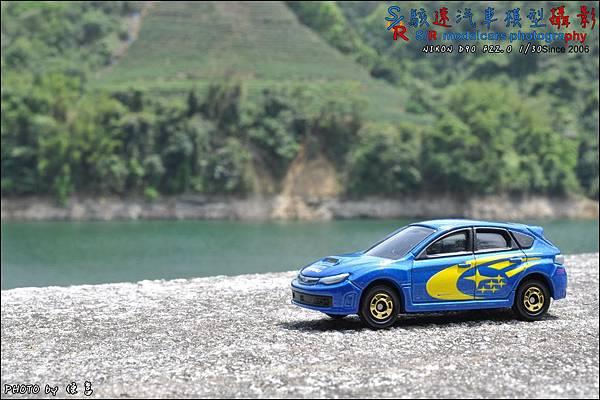 SUBARU IMPREZA WRX STI (GRB) WRC version by TOMICA 001.JPG