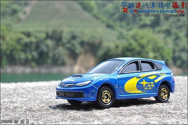 SUBARU IMPREZA WRX STI (GRB) WRC version by TOMICA 002.JPG