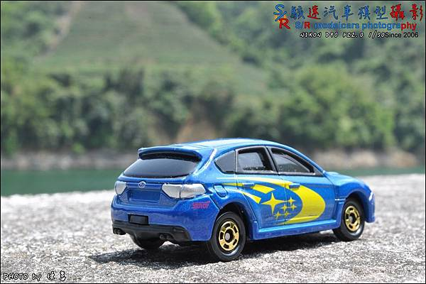 SUBARU IMPREZA WRX STI (GRB) WRC version by TOMICA 003.JPG
