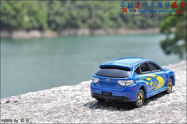 SUBARU IMPREZA WRX STI (GRB) WRC version by TOMICA 018.JPG