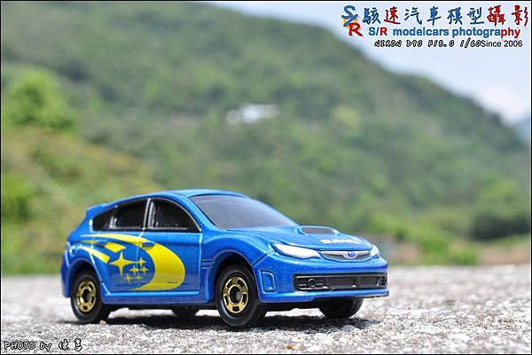 SUBARU IMPREZA WRX STI (GRB) WRC version by TOMICA 020.JPG