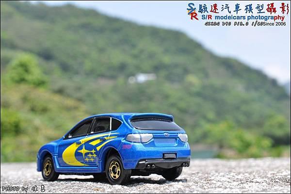 SUBARU IMPREZA WRX STI (GRB) WRC version by TOMICA 021.JPG