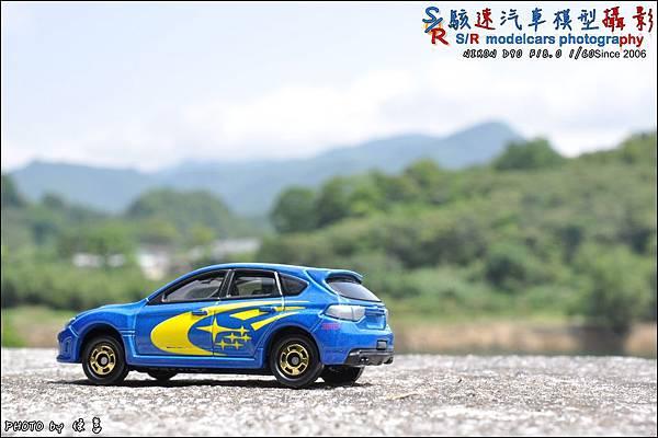 SUBARU IMPREZA WRX STI (GRB) WRC version by TOMICA 023.JPG