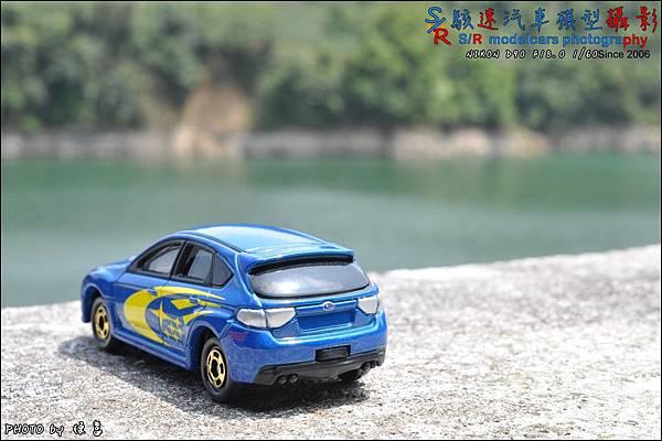 SUBARU IMPREZA WRX STI (GRB) WRC version by TOMICA 026.JPG