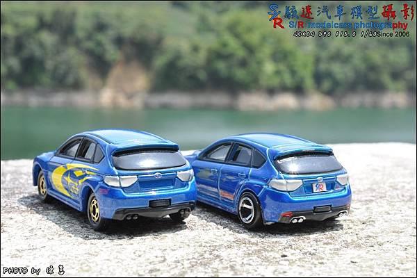 SUBARU IMPREZA WRX STI (GRB) WRC version by TOMICA 030.JPG