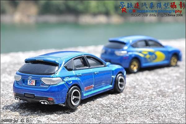 SUBARU IMPREZA WRX STI (GRB) WRC version by TOMICA 032.JPG