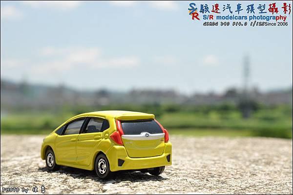 Honda Fit III by Tomica 002.JPG