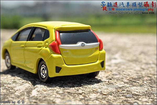 Honda Fit III by Tomica 007.JPG