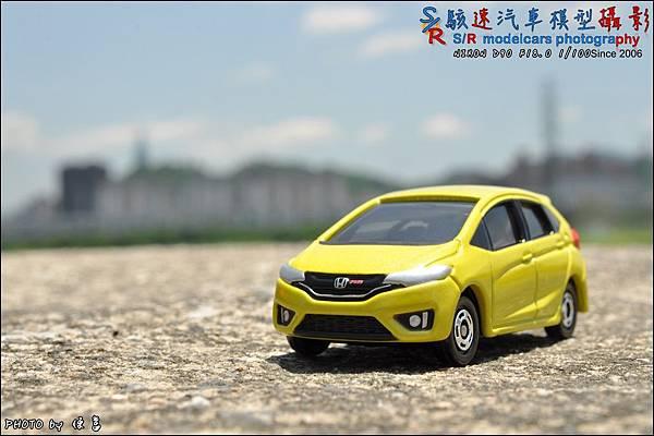 Honda Fit III by Tomica 020.JPG