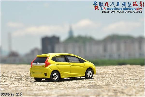 Honda Fit III by Tomica 027.JPG
