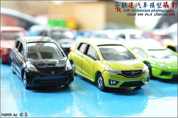 Honda Fit III by Tomica 033.JPG
