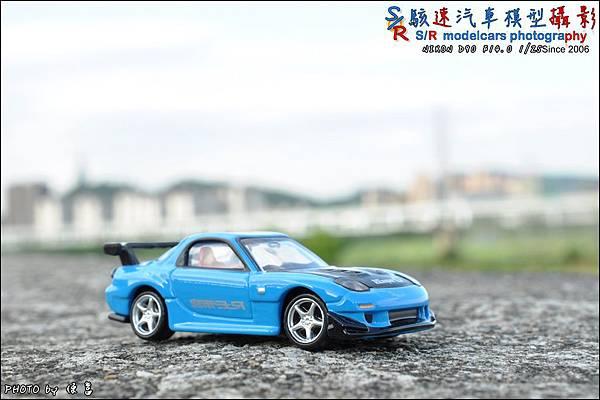 Mazda RX-7 RE雨宮式樣 by Tomica Premium 002.JPG