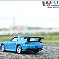 Mazda RX-7 RE雨宮式樣 by Tomica Premium 003.JPG