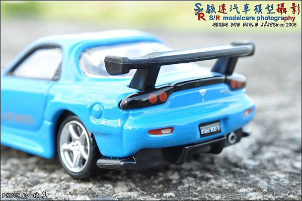 Mazda RX-7 RE雨宮式樣 by Tomica Premium 010.JPG